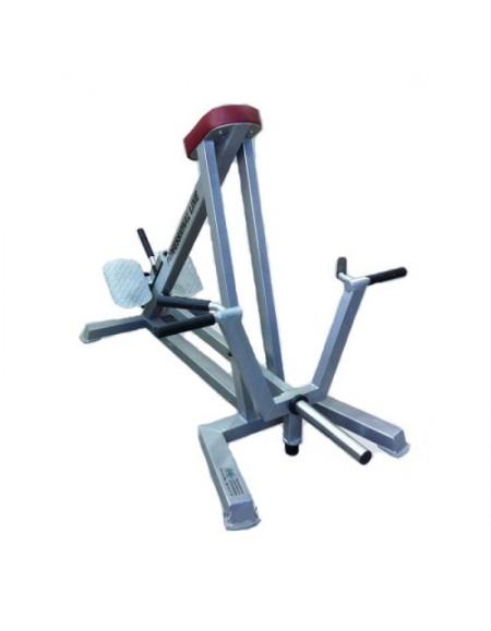 Тренажер на свободных весах Т-образная тяга с упором на грудь ТС-308