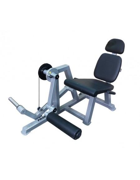 Тренажер на свободных весах для мышц разгибателей бедра, сидя  (ТС-309)