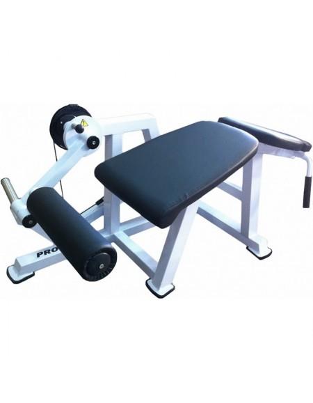 Тренажер на свободных весах для мышц сгибателей бедра, лежа  (ТС-310)