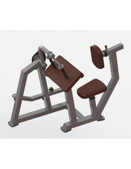 Тренажер на свободных весах Трицепс машина  (ТС-313)