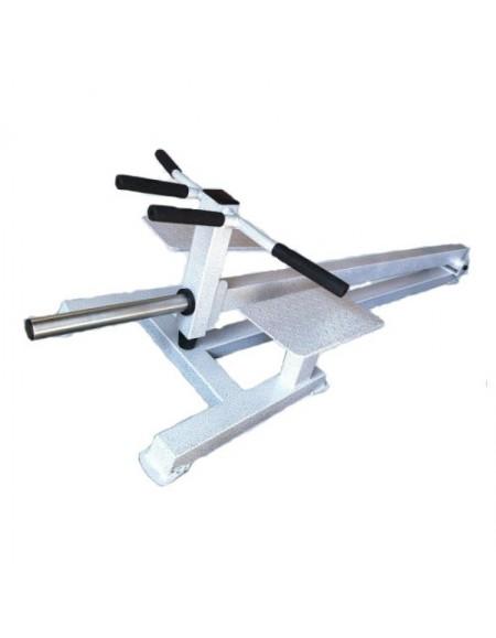 Тренажер на свободных весах Т-образная тяга с упором на ноги  (ТС-314)