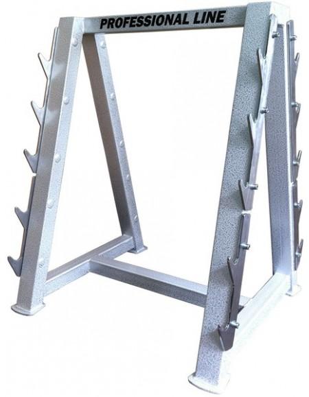 Стойка под штанги для набора из 10-ти штук (ТС-125)